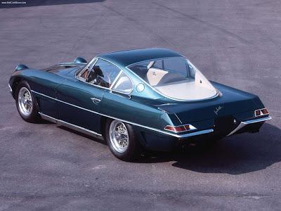 Lamborghini 350 Gtv. 1963 Lamborghini 350 GTV