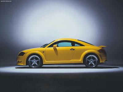 2002 Abt Audi Tt Limited. 2002 ABT Audi TT-Limited Wide