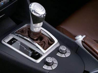 2004 Brabus Mercedes Benz C V8 Sports Coupe. 2004 Brabus Mercedes-Benz SLK