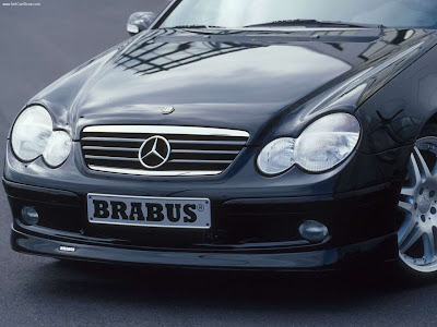 2004 Brabus Mercedes Benz C V8