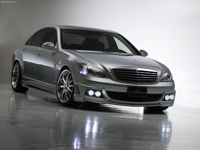 Mercedes Benz S550 Wallpaper. Mercedes-Benz S-Class W140