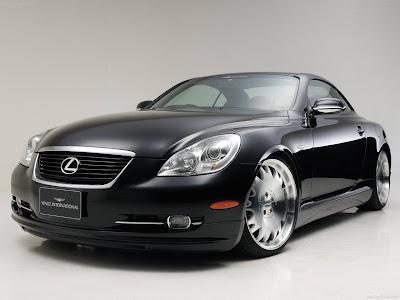 2006 Wald Lexus SC