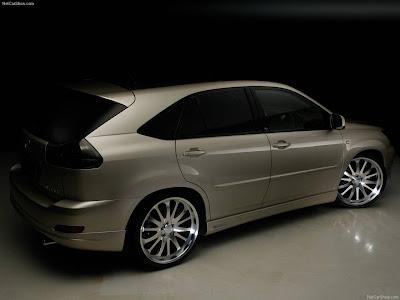 2004 Wald Lexus Ls. 2004 Wald Lexus LS