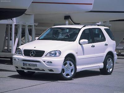 Wald Mercedes-Benz M-Class (2003)