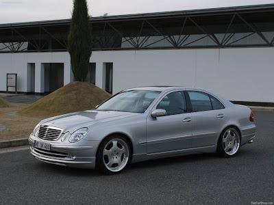 2001 Wald Mercedes Benz Cl Class W140. 2001 Wald Mercedes-Benz E-