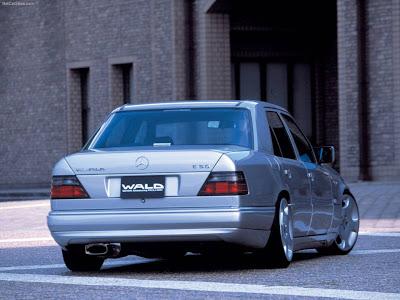 1997 wald mercedes benz w124 e. Wald Mercedes-Benz W124 E