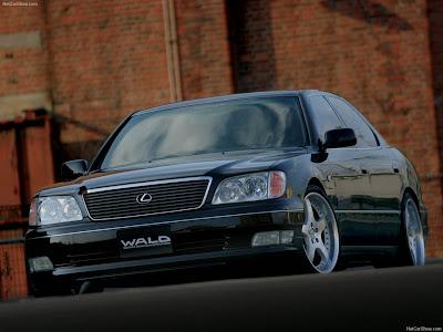 2000 Wald Lexus LS