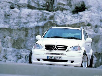 1999 Wald Mercedes-Benz M-Class
