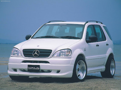 1999 Wald Mercedes-Benz M-