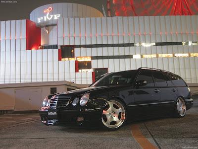 2001 Wald Mercedes Benz Cl Class W140. 1999 Wald Mercedes-Benz