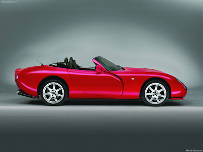 Planet Dcars 2006 Tvr Tuscan Convertible