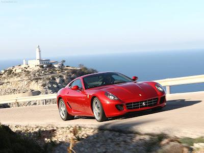 2010 Ferrari 599 Gtb Fiorano Hgte Cars And Girls