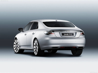 Saab 9-5 Sedan (2010) with pictures and wallpapers