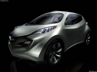 2009 Hyundai Ix Metro Concept. 2009 Hyundai ix-Metro Concept