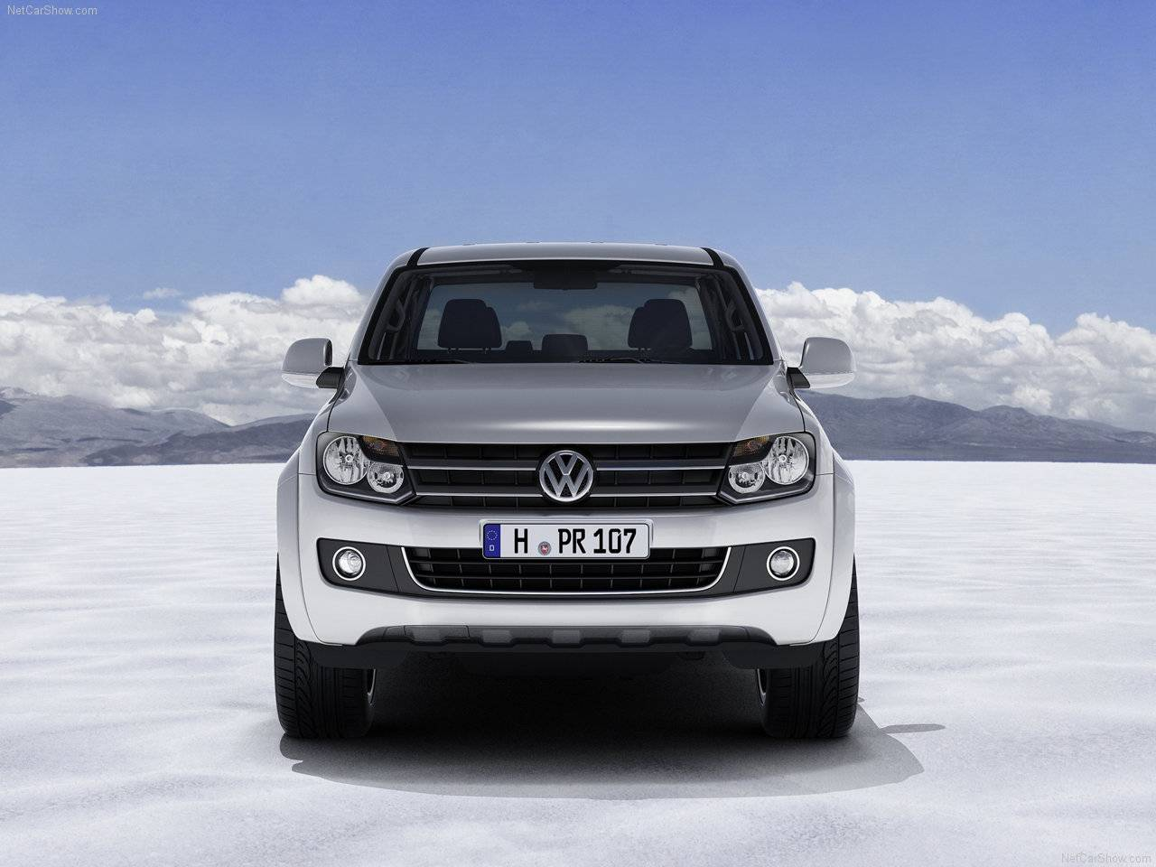 vw amarok off road