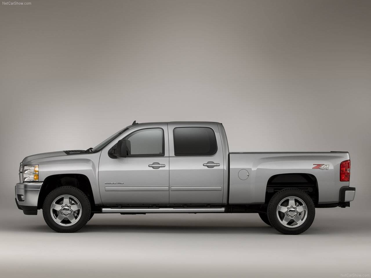 2011 Chevrolet Silverado HD photos