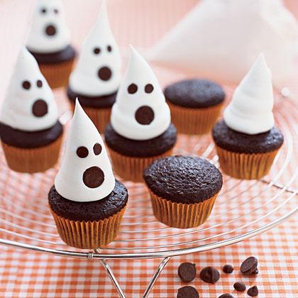 4 Cute Halloween Cupcakes Halloween Decorations Ideas