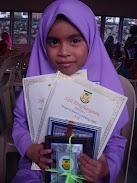 Anugerah Cemerlang Tahun Satu (9A)& Matapelajaran Jawi & Komputer 2009