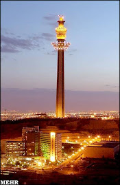 Milad tower,Tehran.