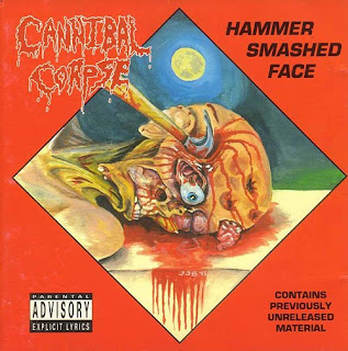 Cannibal Corpse - Hammer Smashed Face [Ep] (1993)