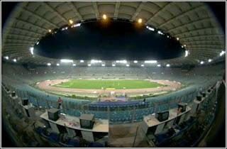 Stadion terbesar di Eropa