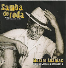 2º CD de Mestre Ananias - gravado nas comemorações de seus 83 anos