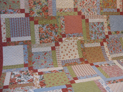 Millie s Quilting: Layer Cake Quilt