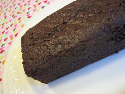 Heidi Bakes: Deep Chocolate Pound Cake