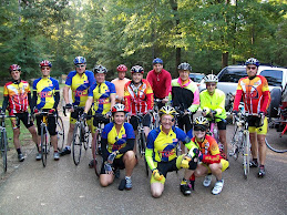 TCC One Day Ride -Oct. 3, 2009