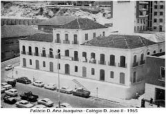 O PALÁCIO DE ANA JOAQUINA.