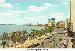 AV. MARGINAL - ANO 1966.