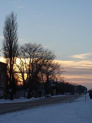 Зима в Старконі