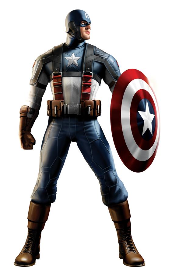 captain america 2011