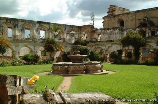 A Journey Through Guatemala: Antigua Guatemala: A Little ...