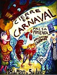 Cierre de Carnaval