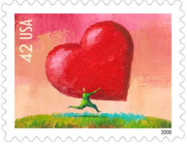 Pictures of Personalized Stamps