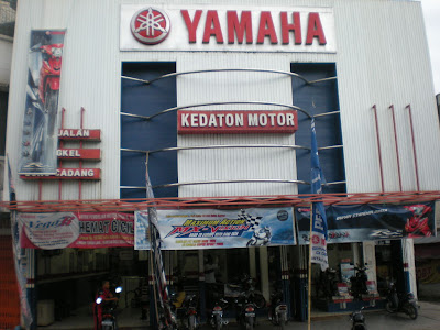 Dealer resmi yamaha for Yamaha dealer az