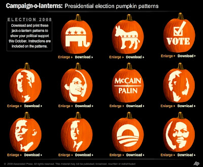 Pumpkin Carving and Pumpkin Carving Patterns for Halloween