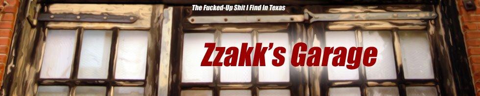 Zzakk's Garage