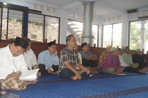 Pengajian Ahad Pagi 8 Februari 2009