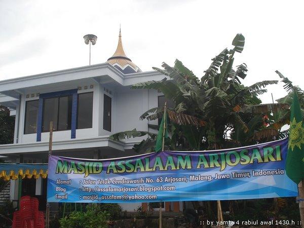 Peresmian Masjid Assalaam 6