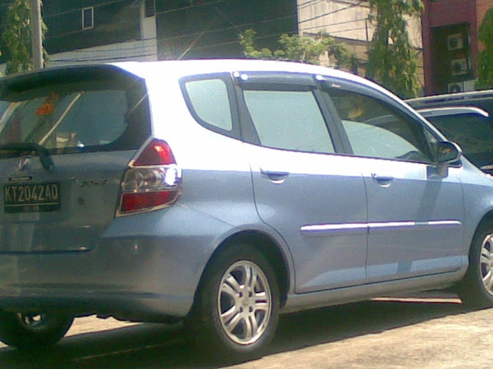 di jual jazz th 2005 A/T