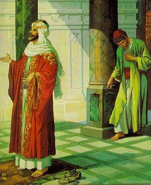 A Parábola do Fariseu e do Publicano