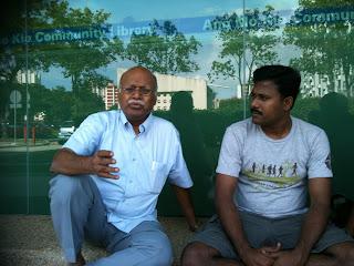 இராமகி ஐயா மற்றும் இராம் குமார்