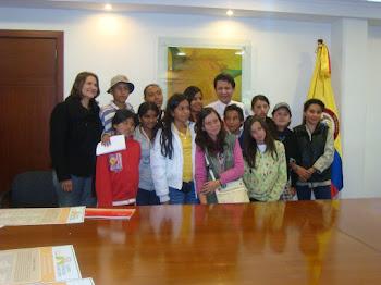 Fotos de la Red de Jóvenes de Ambiente