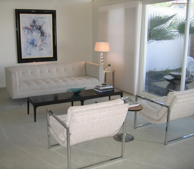 Palm Springs Modern Rental An Architectural Significant Property