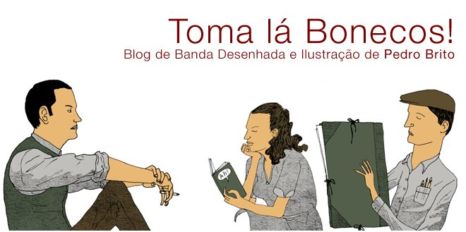 TOMA L BONECOS! - Blog de Pedro Brito