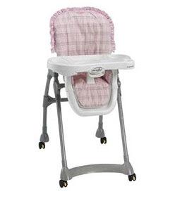 Lista del bebe - Silla para comer bebe ...