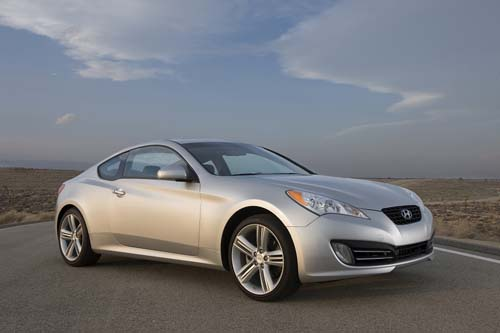 Hyundai Has Stated The Genesis Coupe Is Not Intended As A Successor To Similar Tiburon Or Tuscani In Some Markets