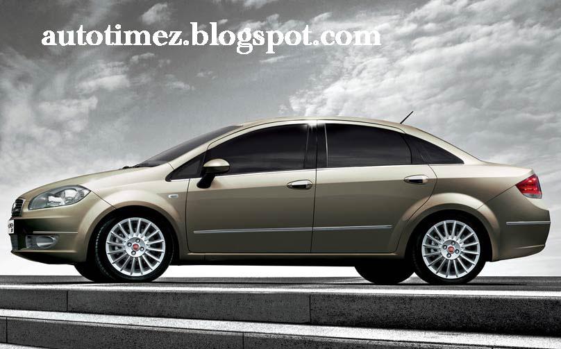 Fiat Linea T Jet. New Linea T-Jet has 13